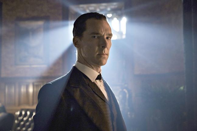 Sherlock Holmes (Benedict Cumberbatch). Yle Kuvapalvelu CC.