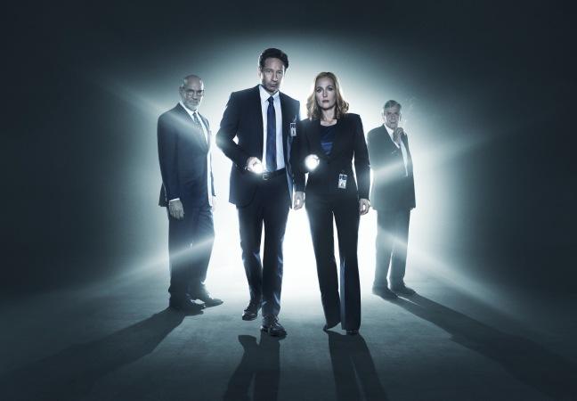 The X-Files ja vanhat nuoret jehut.