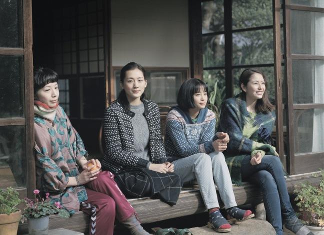 Siskokset - Umimachi Diary. Kuva: Kinghill.