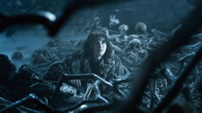 Uudella kaudella Bran (Isaac Hempstead Wright) palaa tarinaan.