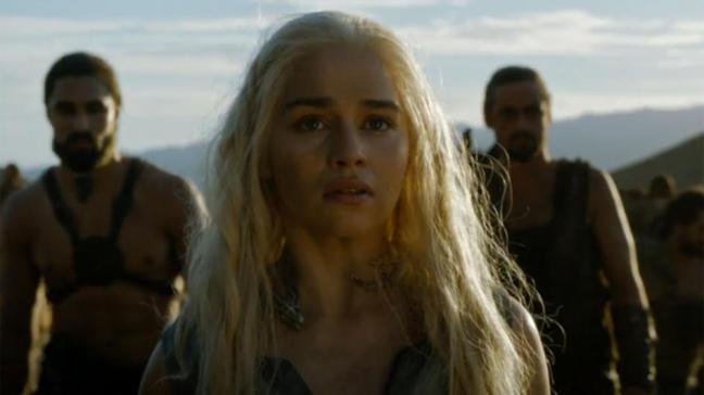 Daenerys. HBO Nordic.