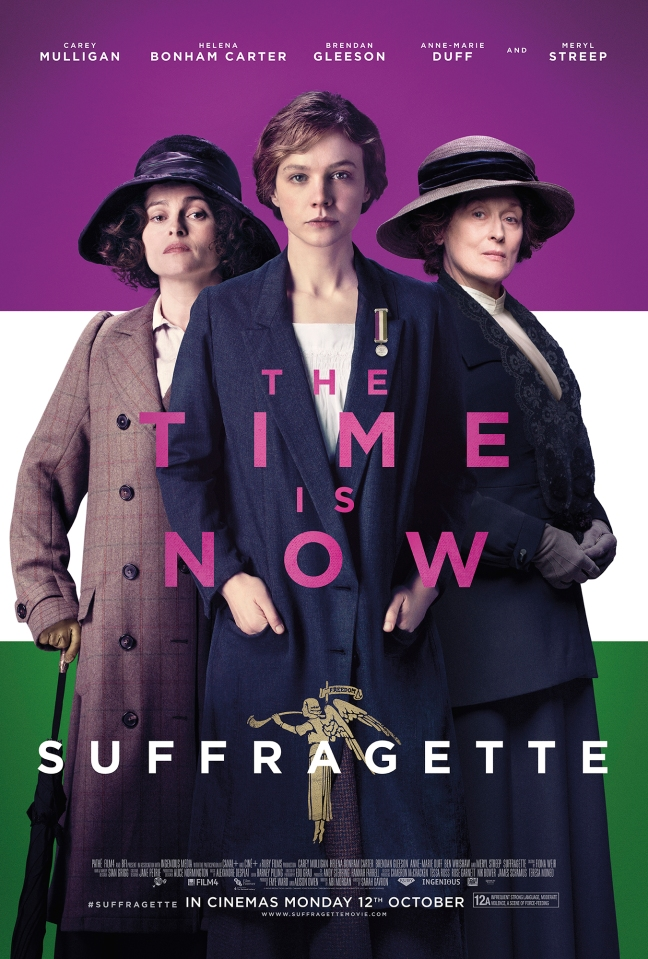 Suffragette.