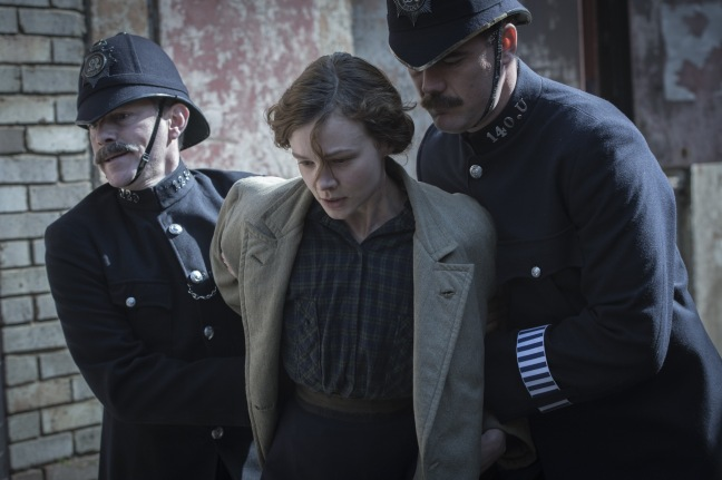 Carey Mulligan / Suffragette.