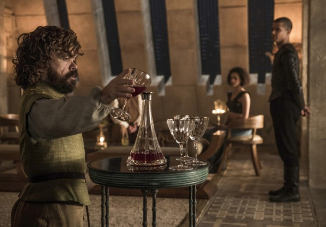 Viinisieppo Tyrion. Kuva: HBO.
