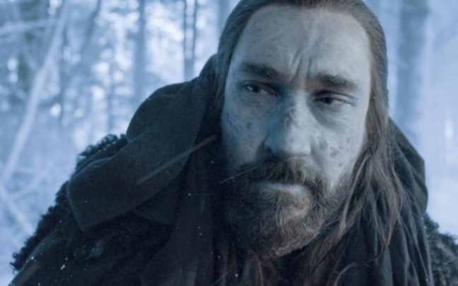 Benjen (Joseph Mawle) palaa! Kuva: HBO.