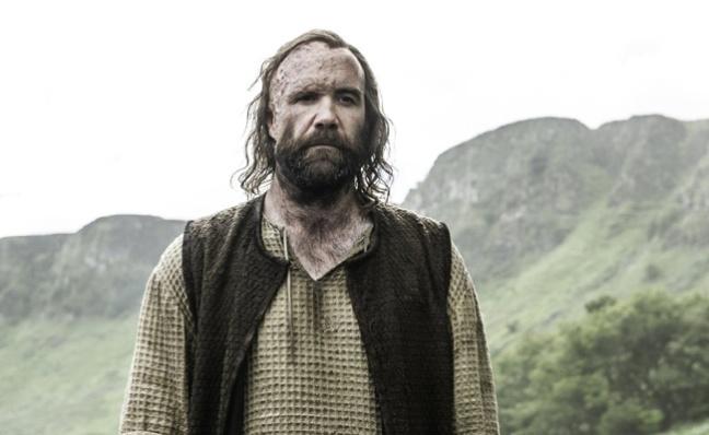 Hurtta eli Sandor Clegane (Rory McCann) ja toinen mahdollisuus. Kuva: HBO.
