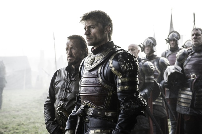 Jaime hallitsee. Kuva: HBO.