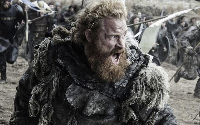 Tormund (Kristofer Hivju) on taistelu-badass. Kuva: HBO.