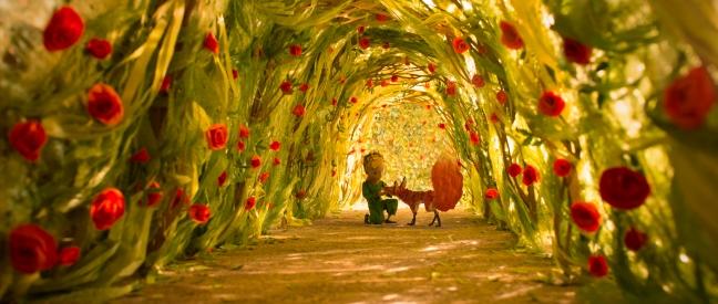 Pikku Prinssi ja Kettu. Kuva: Cinema Mondo.