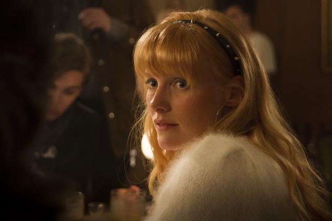 Laura Birn elokuvassa Syysprinssi.